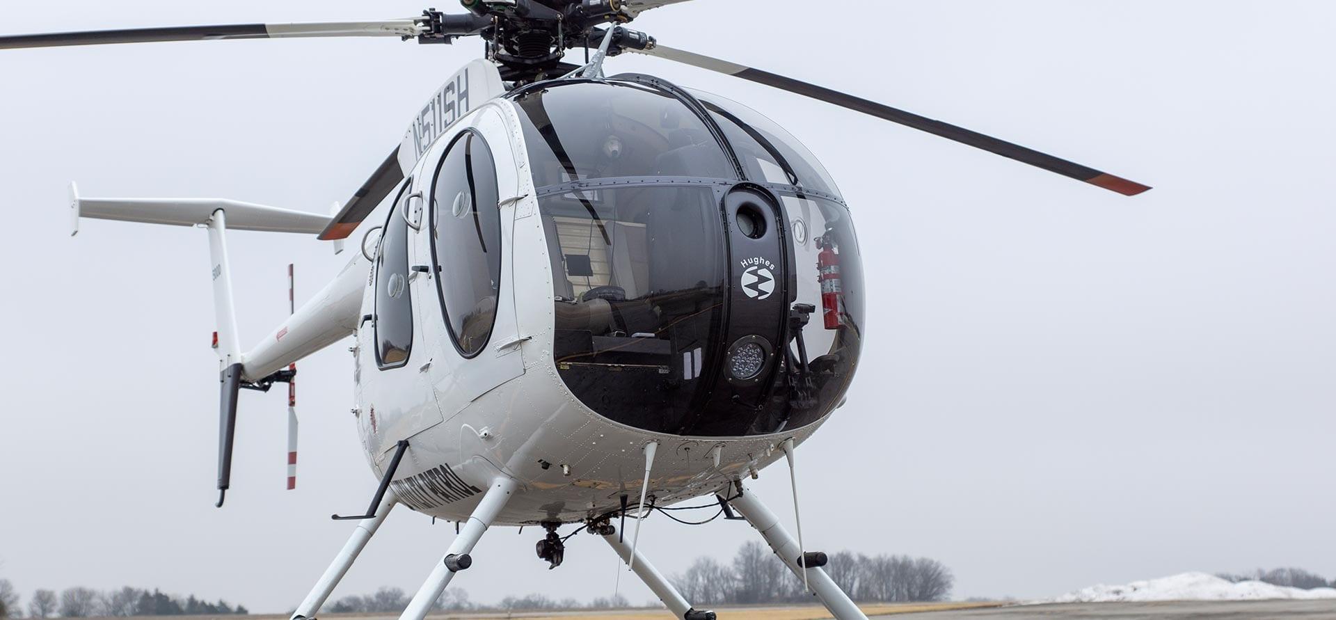 Hawkeye Helicopter Llc