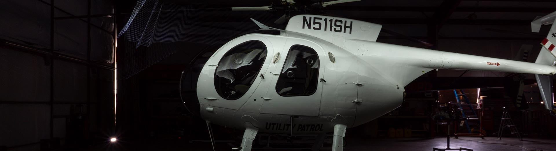 Helicopter Aerial Patrol Services