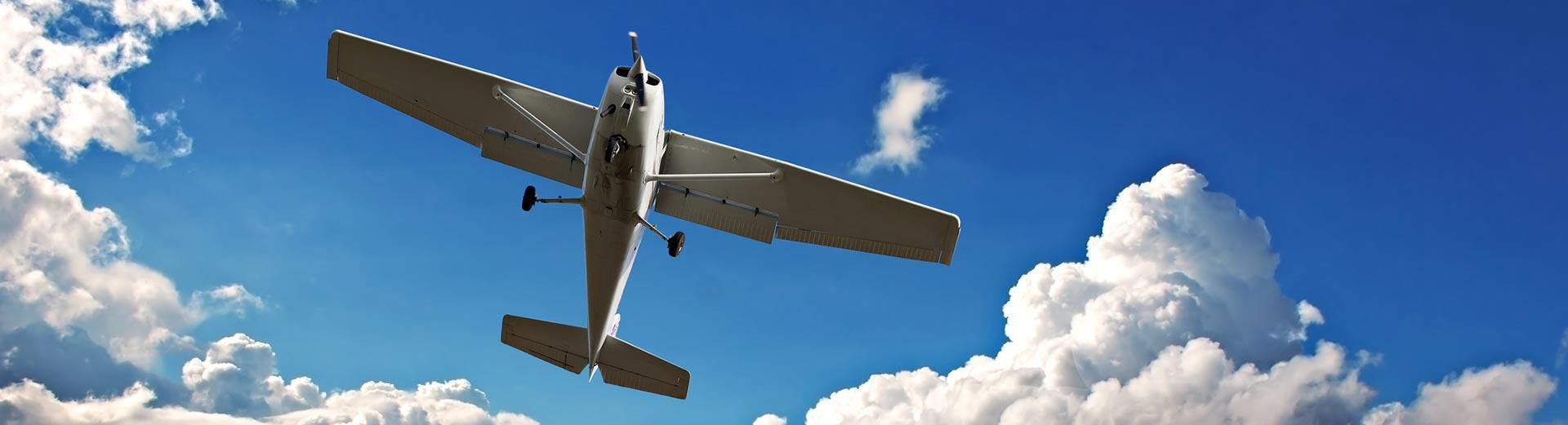 Airplane Aerial Patrol Services